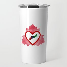 Atlantic Canada Travel Mug