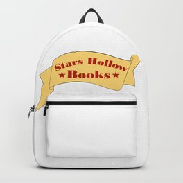 Stars Hollow Books Backpack