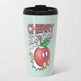 Cherry Bob-omb Travel Mug