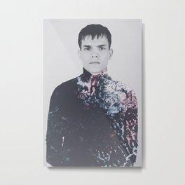 Deep Feels (m2) Metal Print