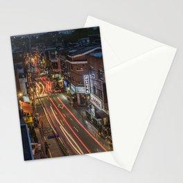 HBC Lights Stationery Cards