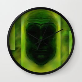 headz Wall Clock