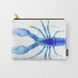 Blue Lobster № 2 Carry-All Pouch