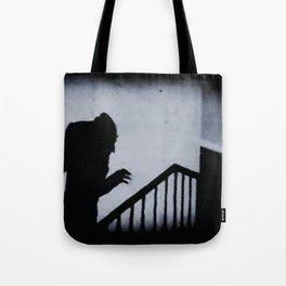 Nosferatu Classic Horror Movie Tote Bag