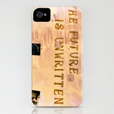 Unwritten... Slim Case iPhone (4, 4s)