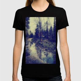 In the forrest T-shirt
