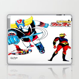 grendizer ufo Laptop & iPad Skin