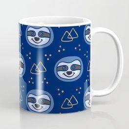 Midnight Sloths Coffee Mug