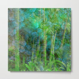 Tropical Mood Metal Print