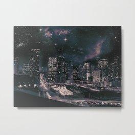 NIGHTSKY #buyart #society6 #decor Metal Print