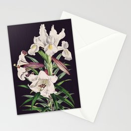 In an English Country Garden Stationery Cards