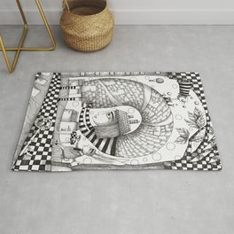 There will be Nonsense in it Rug