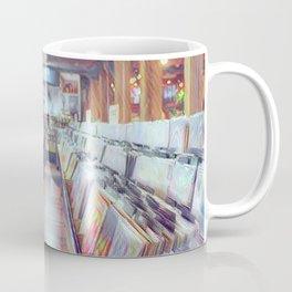 Records On Records Coffee Mug