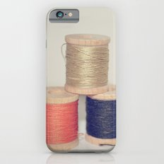COTTON Slim Case iPhone 6s