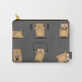 FITNESS CAT Carry-All Pouch