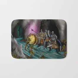 Ambush at the Entry Cave Bath Mat