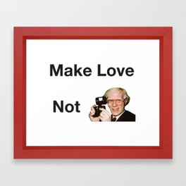 One-liners Warhol Framed Art Print