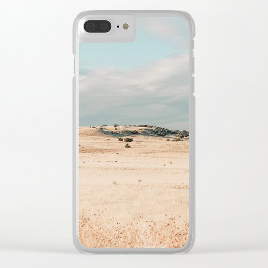 Summer 4 Clear iPhone Case