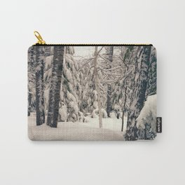 Winter Woods 2 Carry-All Pouch