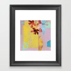 Girl's Room Framed Art Print