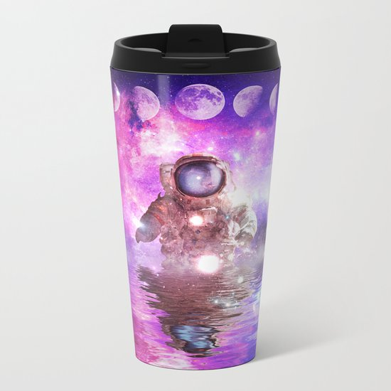 Phases Metal Travel Mug