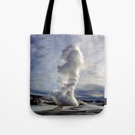 Old Faithful Tote Bag