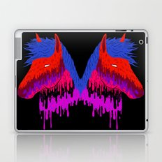 The Psychedelic Melt Laptop & iPad Skin