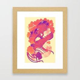 Dawn of Nature Framed Art Print