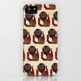 Manticore Pattern iPhone Case