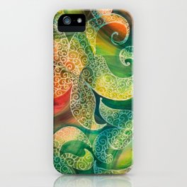 Starfish Dance iPhone Case