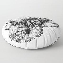 Skull - II Floor Pillow