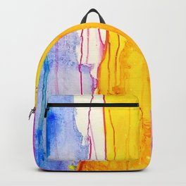 Winter Pink 1 Backpack