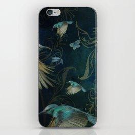 Birds in Paradise iPhone Skin