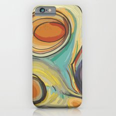 Tree Stump Series 2 - Illustration Slim Case iPhone 6s