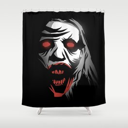 Dead Shower Curtain