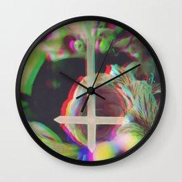 Hostiles Wall Clock