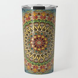 Mandala Fantasia Travel Mug