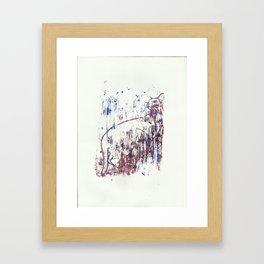 Cat Print 3 Framed Art Print