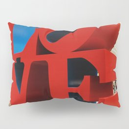 Love Sculpture - NYC Pillow Sham