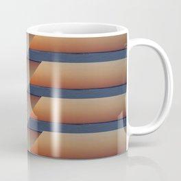 Notched Sunset Coffee Mug