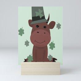 St Patrick  Mini Art Print
