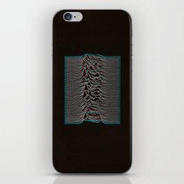 Joy Division iPhone Skin