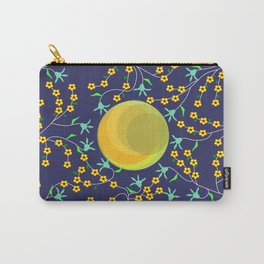 textile pattern 3 Carry-All Pouch