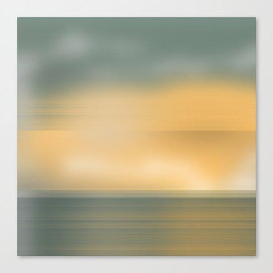 Sea Sky Canvas Print