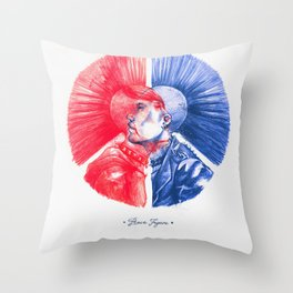 ☮ Piece for Peace  Throw Pillow