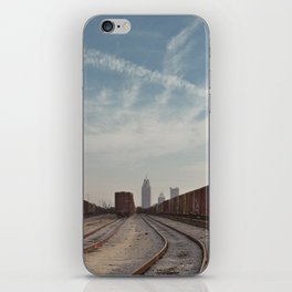 RAILROAD iPhone Skin