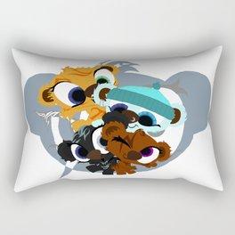 BearBox Groupie Rectangular Pillow
