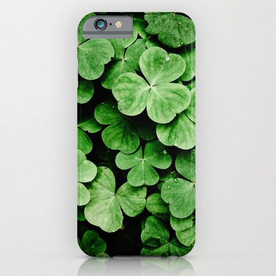 Clover Patch iPhone & iPod Case