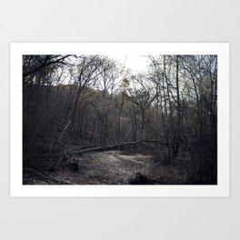 The Gather Place Art Print