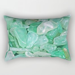 Aventurine Rectangular Pillow